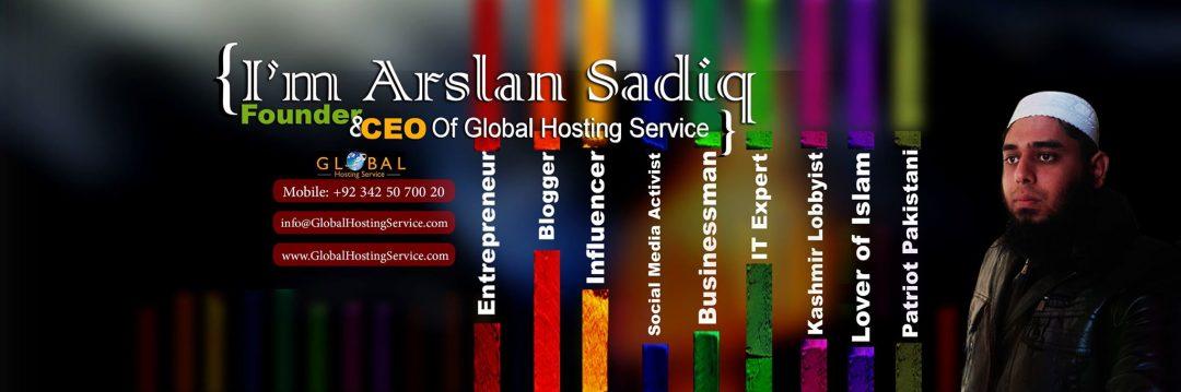 Arslan Sadiq